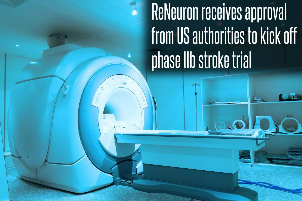 In The News_ReNeuron receives approval from US authorities to kick off phase IIb stroke trial (2017)